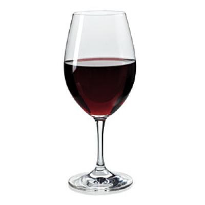 You assume the only heart-healthy alcohol is red wine