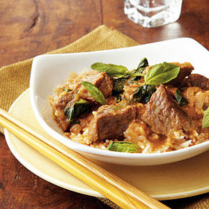 Thai Red Curry Beef - 100+ Favorite Slow-Cooker Recipes - Cooking ...