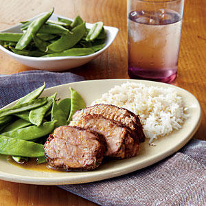 Plum Pork Tenderloin - 100+ Favorite Slow-Cooker Recipes - Cooking ...