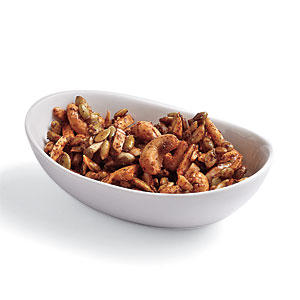 Sweet Chipotle Snack Mix Recipe