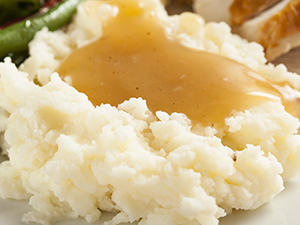 Fluffy Favorite: Mashed Potatoes