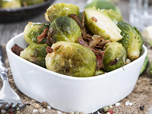 Veggie Up: Brussels Sprouts