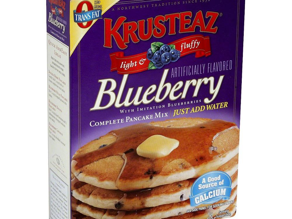 Blueberry Pancake Mix Recalled Due to E. Coli Concerns