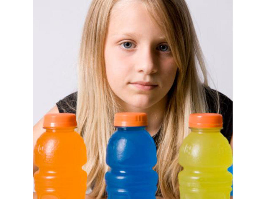Why Sports Drinks Are Bad for Your Kids