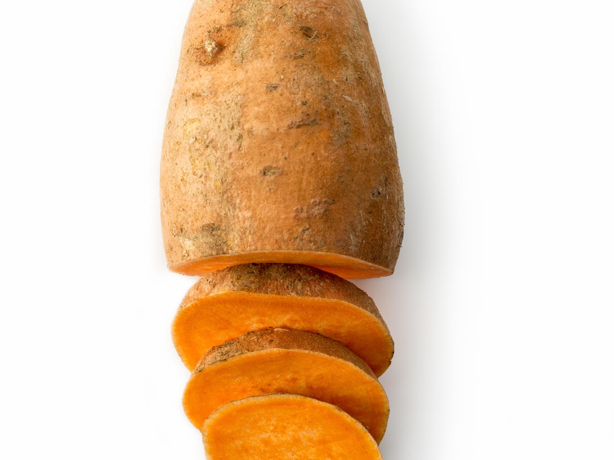 Orange Sweet Potato