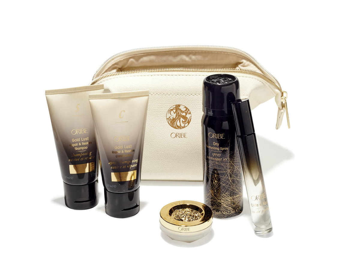 1612 Oribe Essentials Travel Set