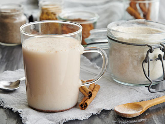 Give an instant boost to a cup of hot black tea on a gray day with this easy mix. Make more for holiday gifts and package in Mason jars, or spoon some into a clear cello bag and stuff into an oversized mug.