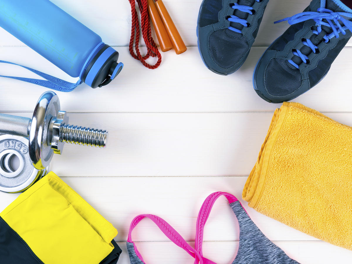 5 Things You Need For The Ultimate Home Gym For No Gym