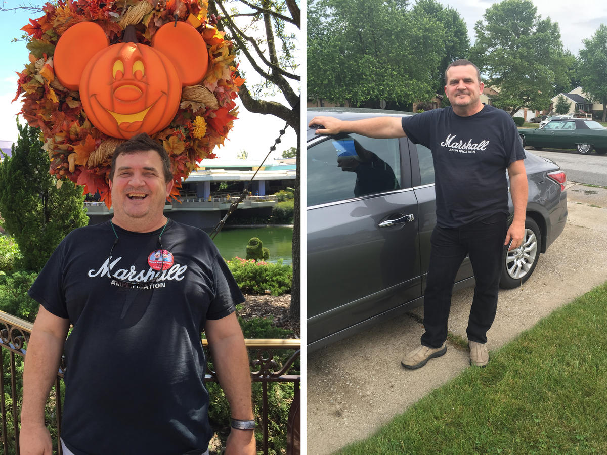 Indiana Man Loses Over 35 Pounds with the Cooking Light Diet