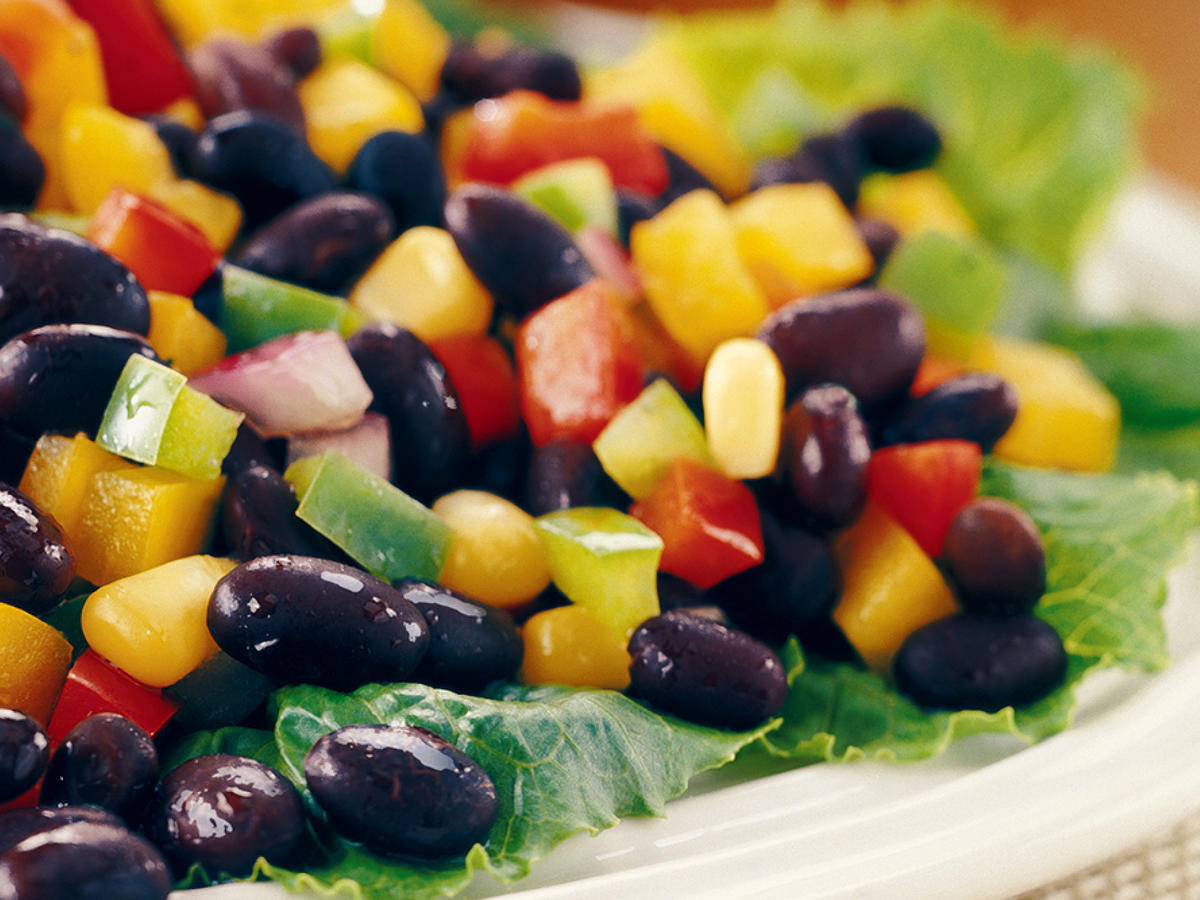 BUSH'S® Best Black Bean Salad [Ad]