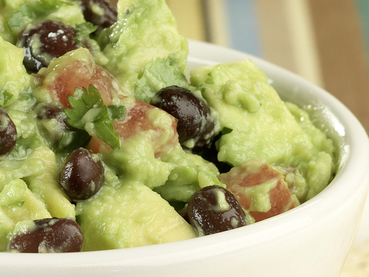 BUSH'S® Black Bean Guacamole [Ad]