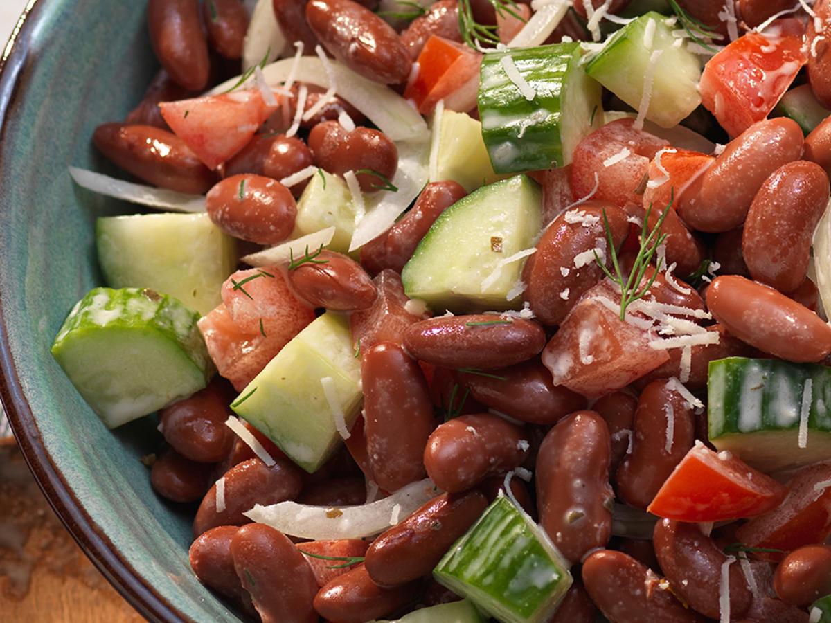 BUSH'S® Picnic Kidney Bean Salad [Ad]