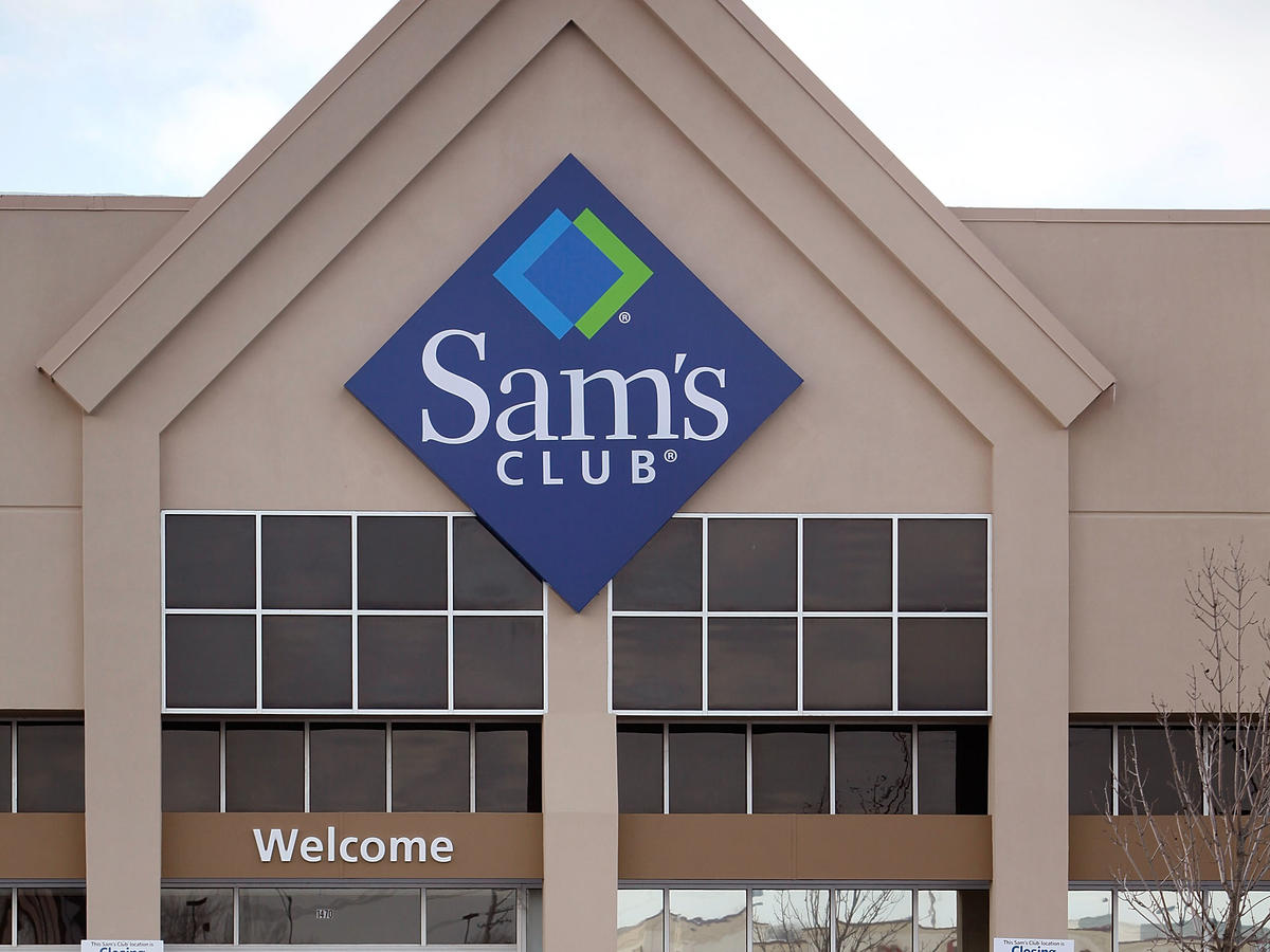 Dozens of Sam's Club Locations Are Now Closing