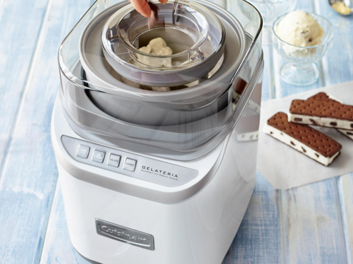 Sur La Table Ice Cream Maker