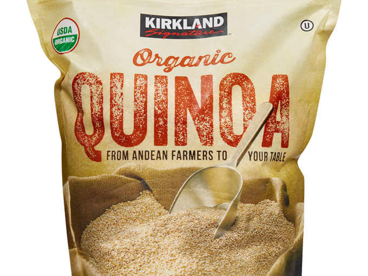 Costco Quinoa