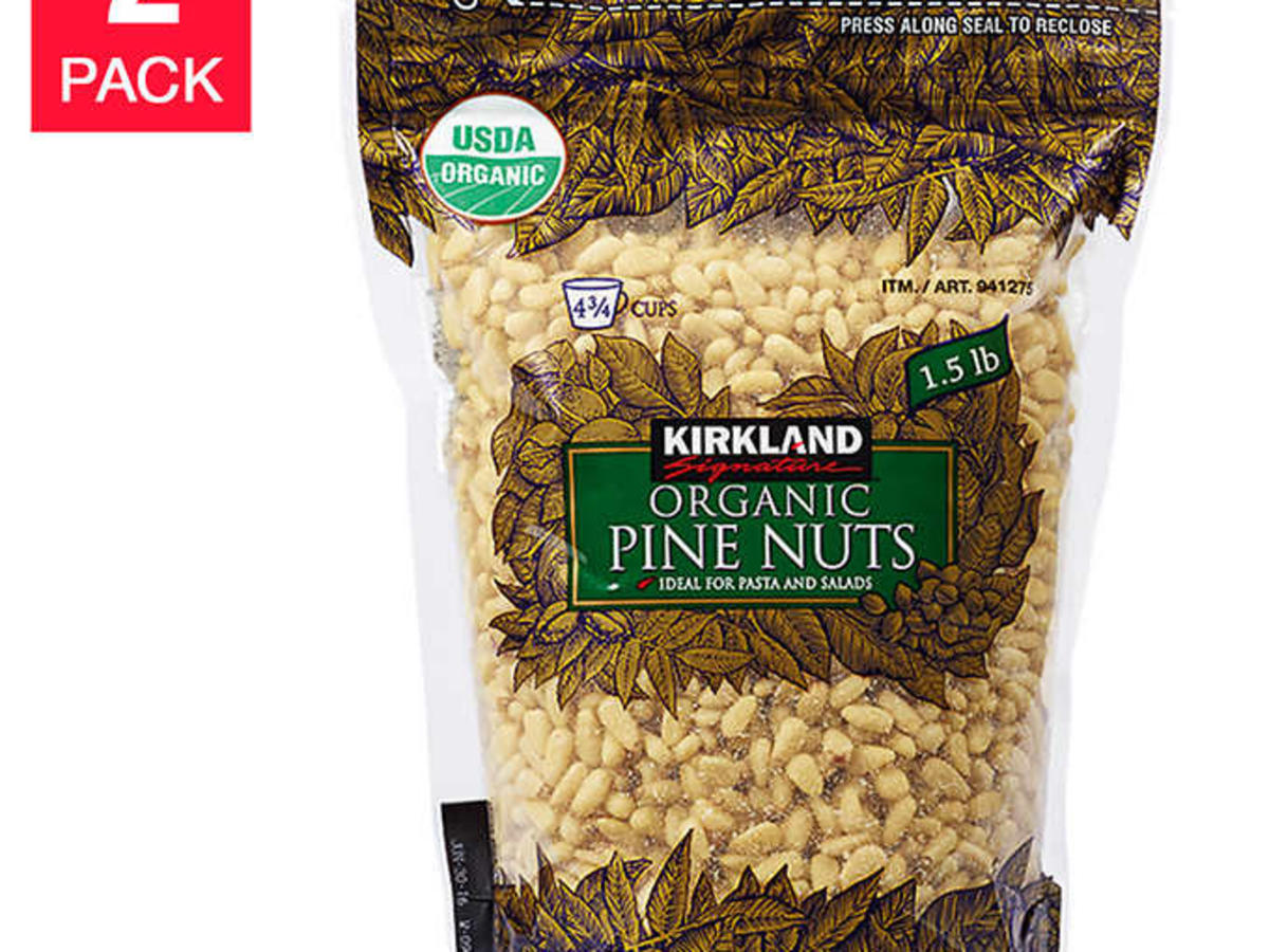 Costco Pine Nuts