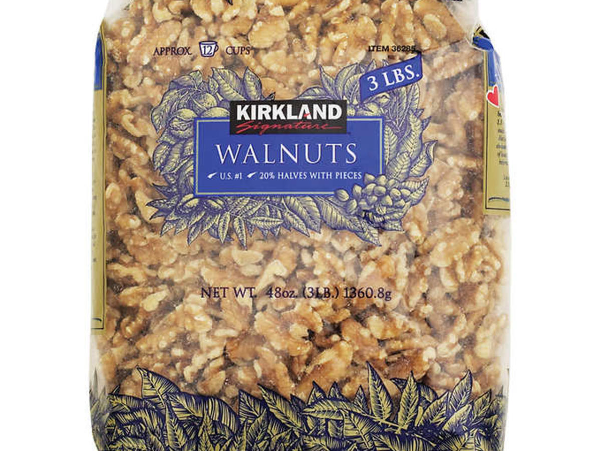 Walnuts Costco