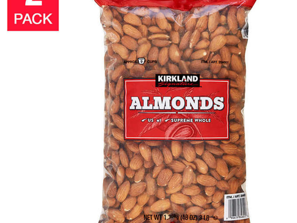 Almonds Costco