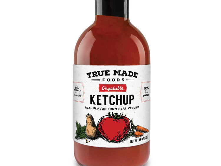 1707w Vegetable Ketchup