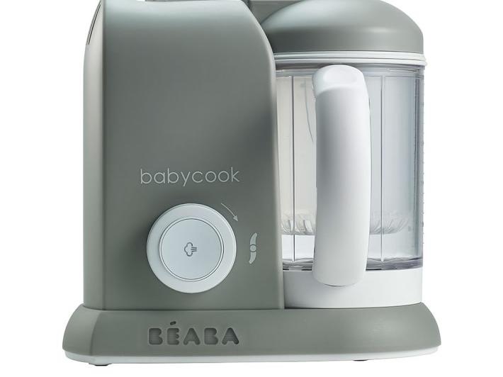 Beaba Babycook Cloud Steam Cooker & Binder