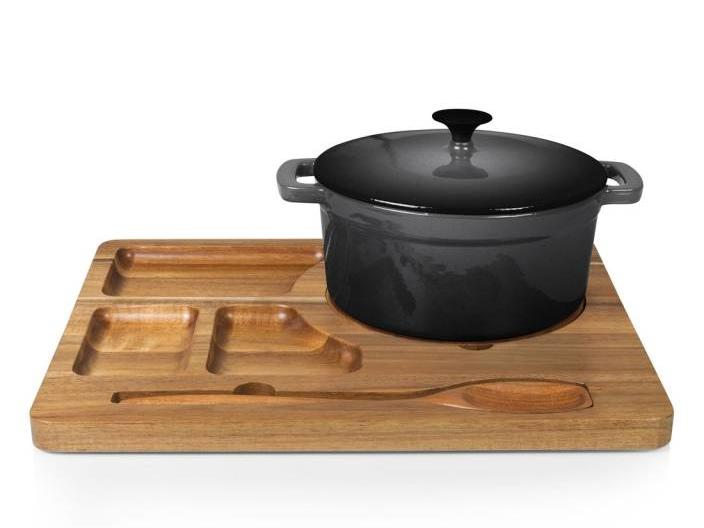 0717 Dutch Oven Tray