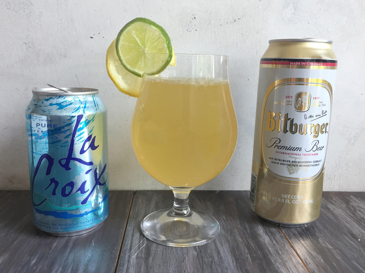 Lemon-Lime Radler Recipe - Cooking Light