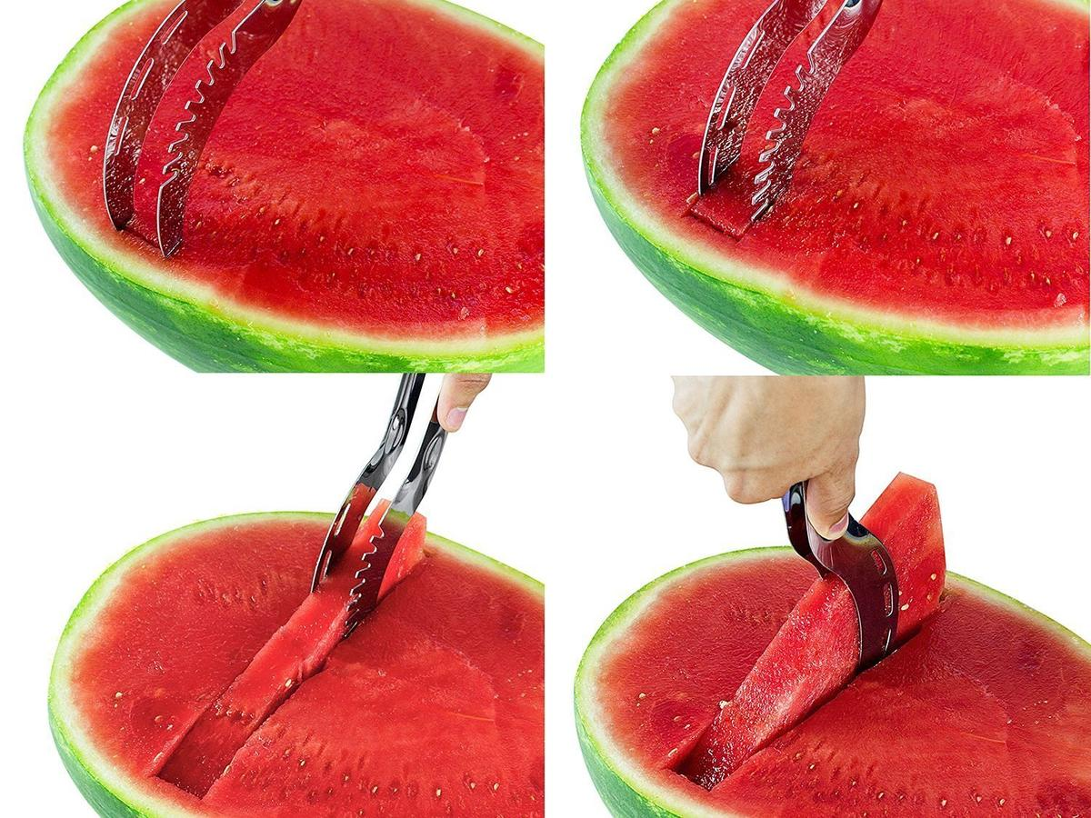 1708w Watermelon Knife detail
