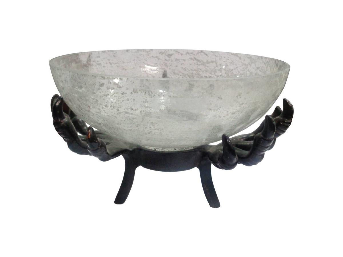 1708w Crow Feet Candy Bowl (Short)