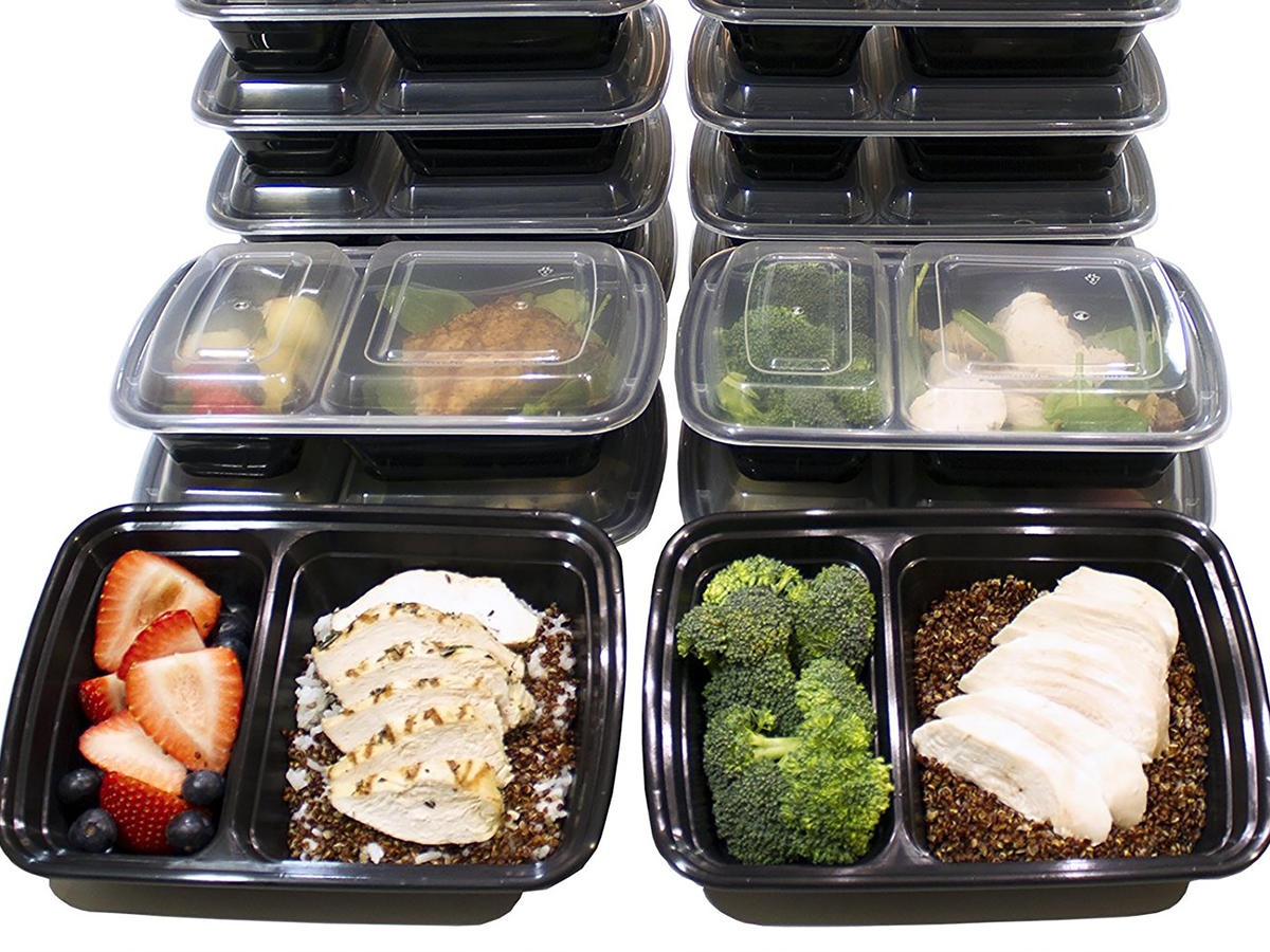 Making Lunch Is a Breeze With These Super Affordable Containers