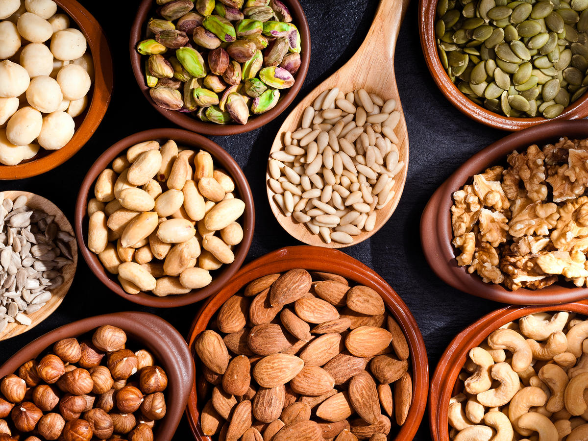 Eating Nuts May Make Your Brain Function Better