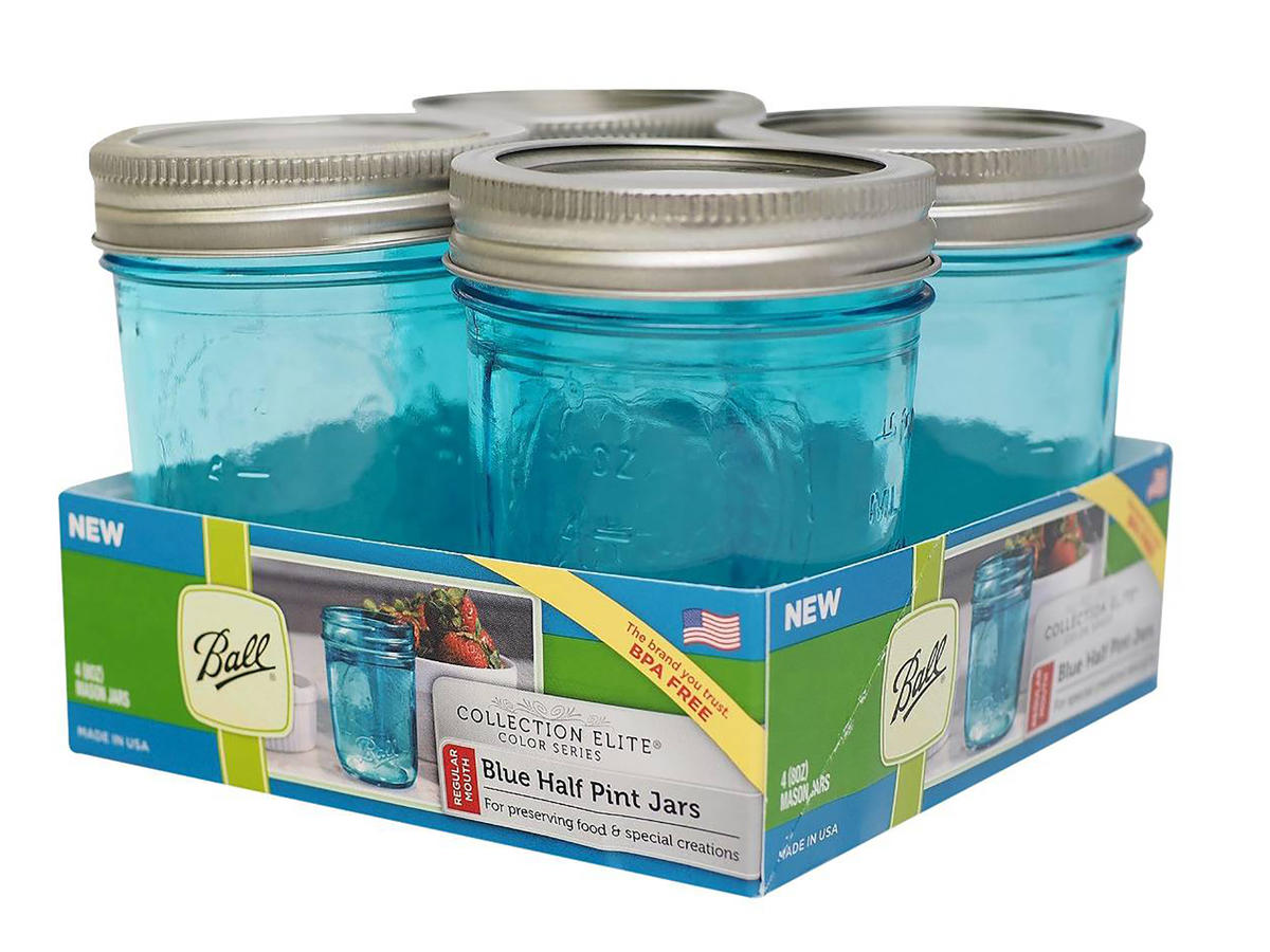 Ball Mason Jars 4 Pack