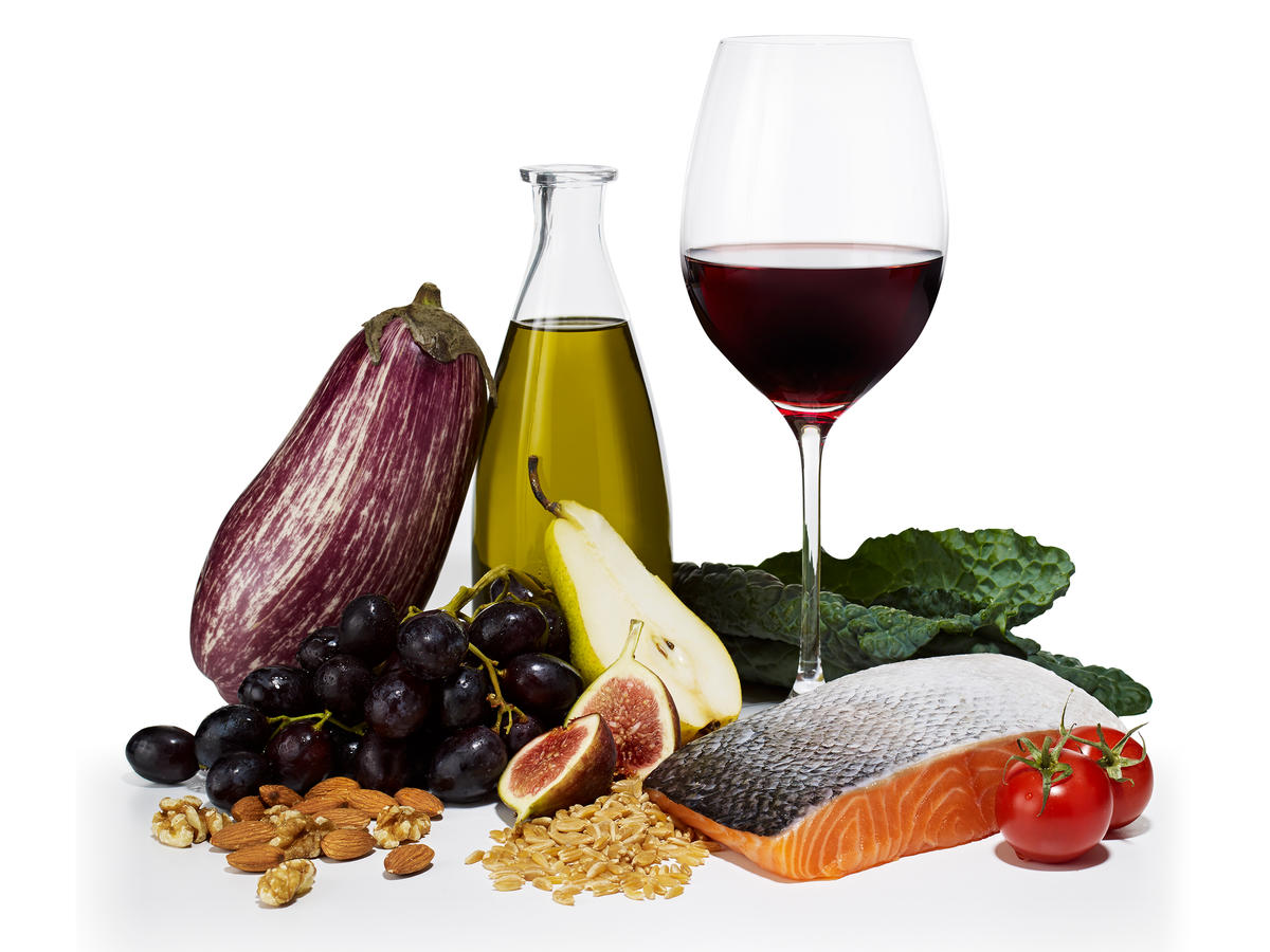 What is the Mediterranean Diet? - Cooking Light