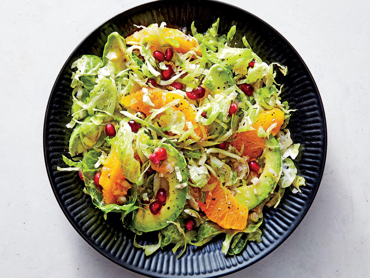 Brussel Sprout Recipes Salad Healthy