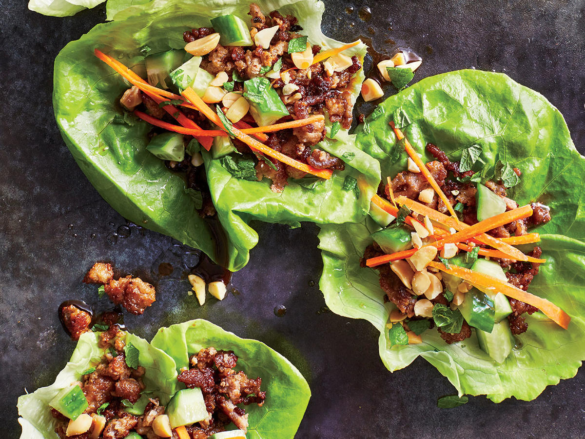 15 healthy lettuce wraps for low carb lunches cooking light