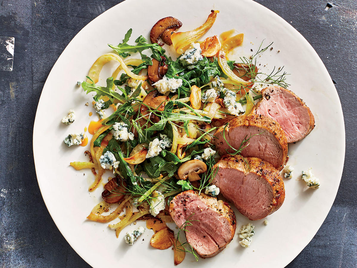 Healthy Pork Dinners in 45 Minutes or Less