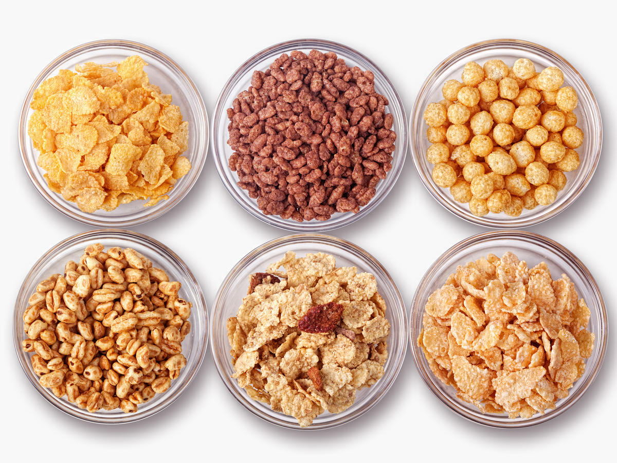 Whole Cereal Grain Foods