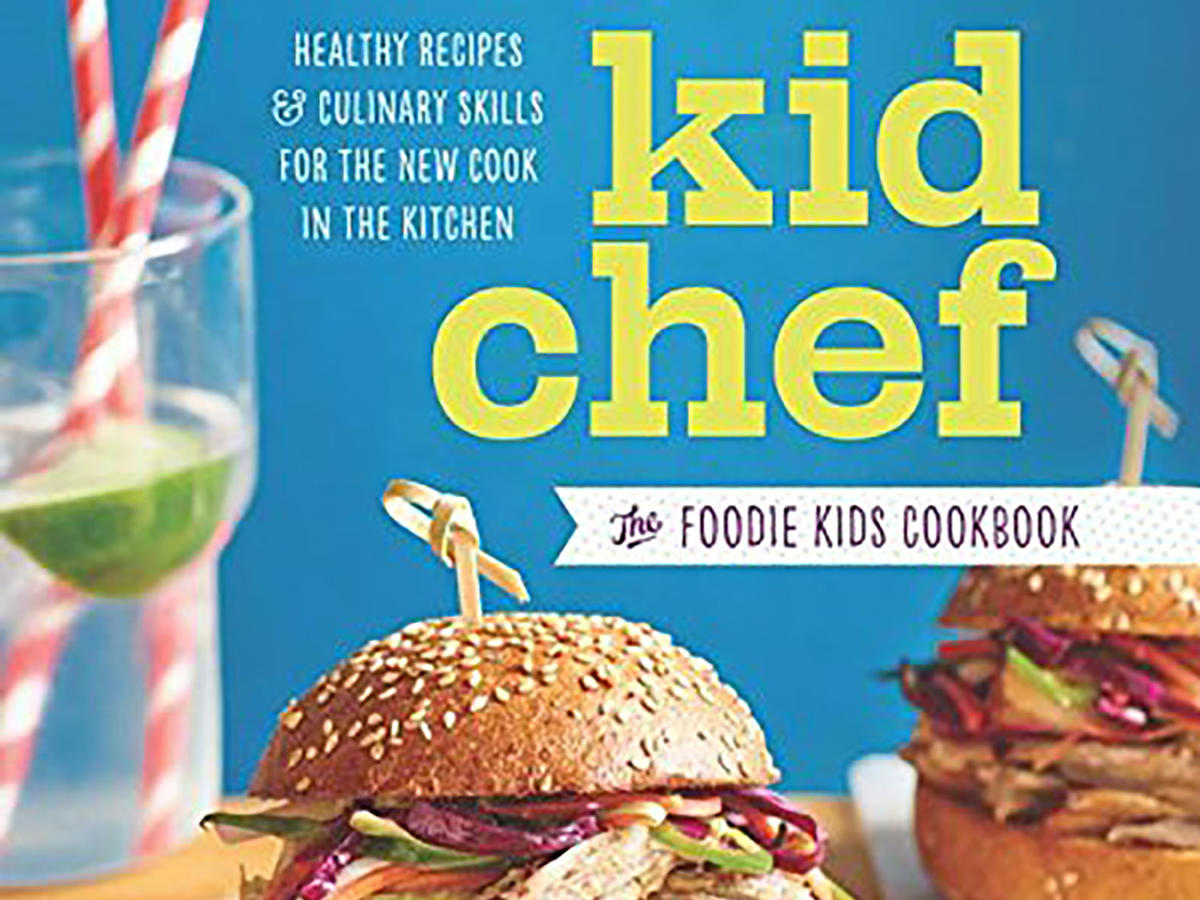Kid Chef cookbook