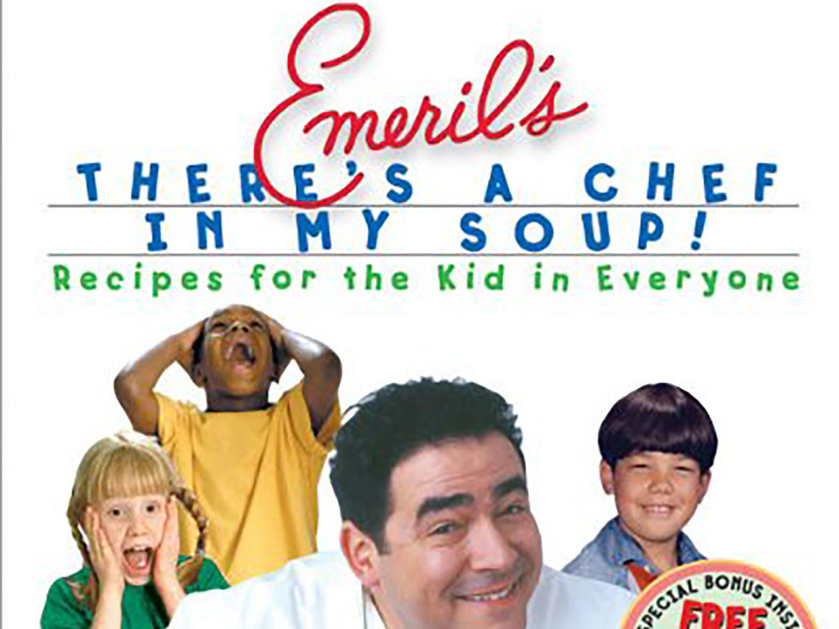 Emeril's Kids Cookbook