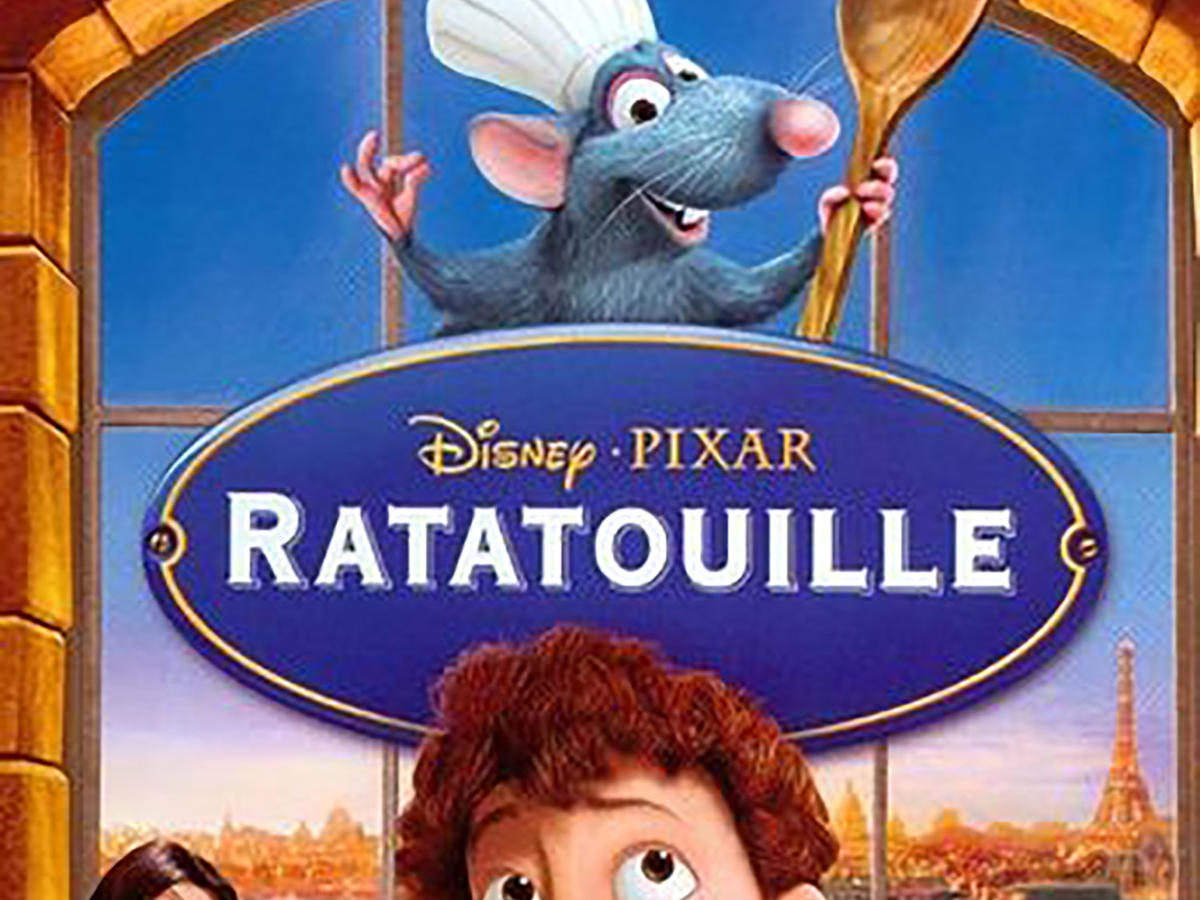Ratatouille Movie