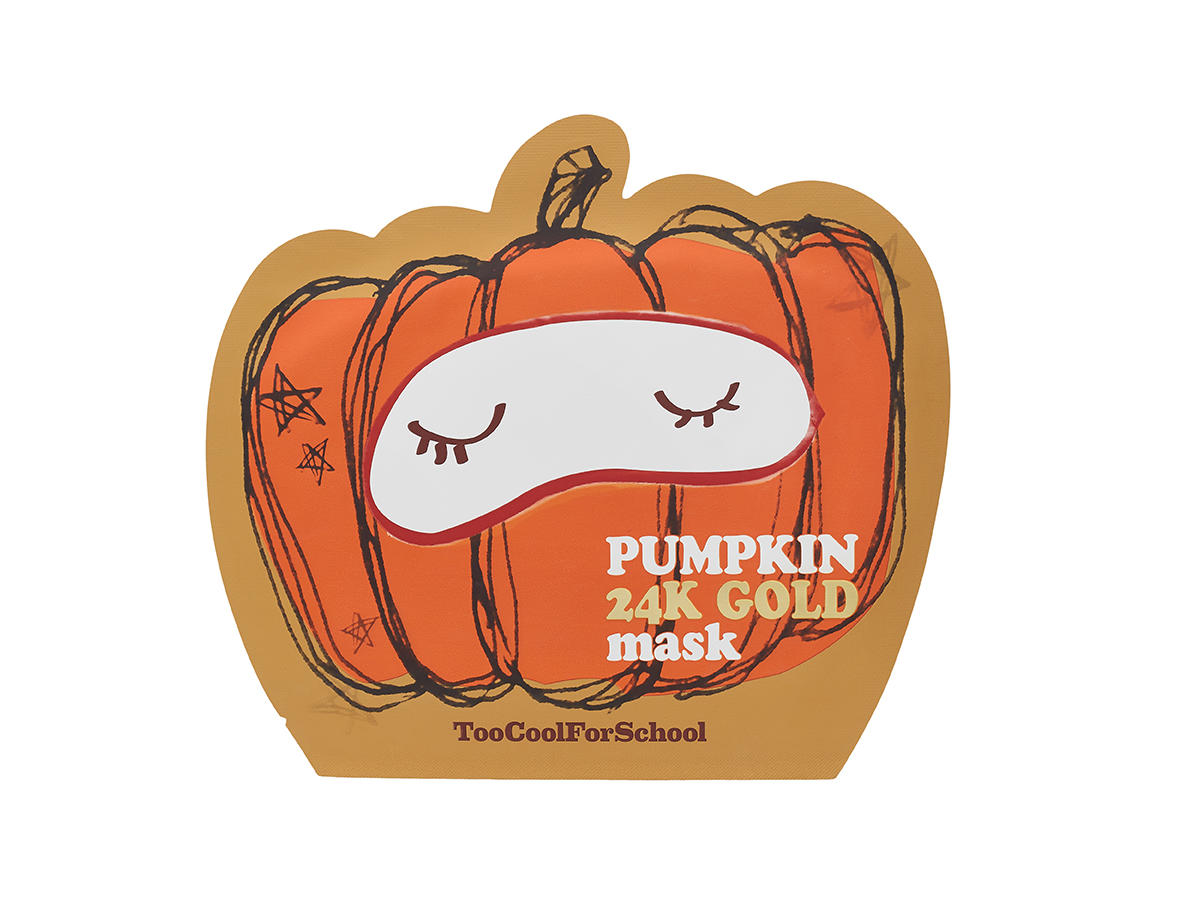 This Luxurious Pumpkin Face Mask Promises Glowing Hydration In A Pinch
