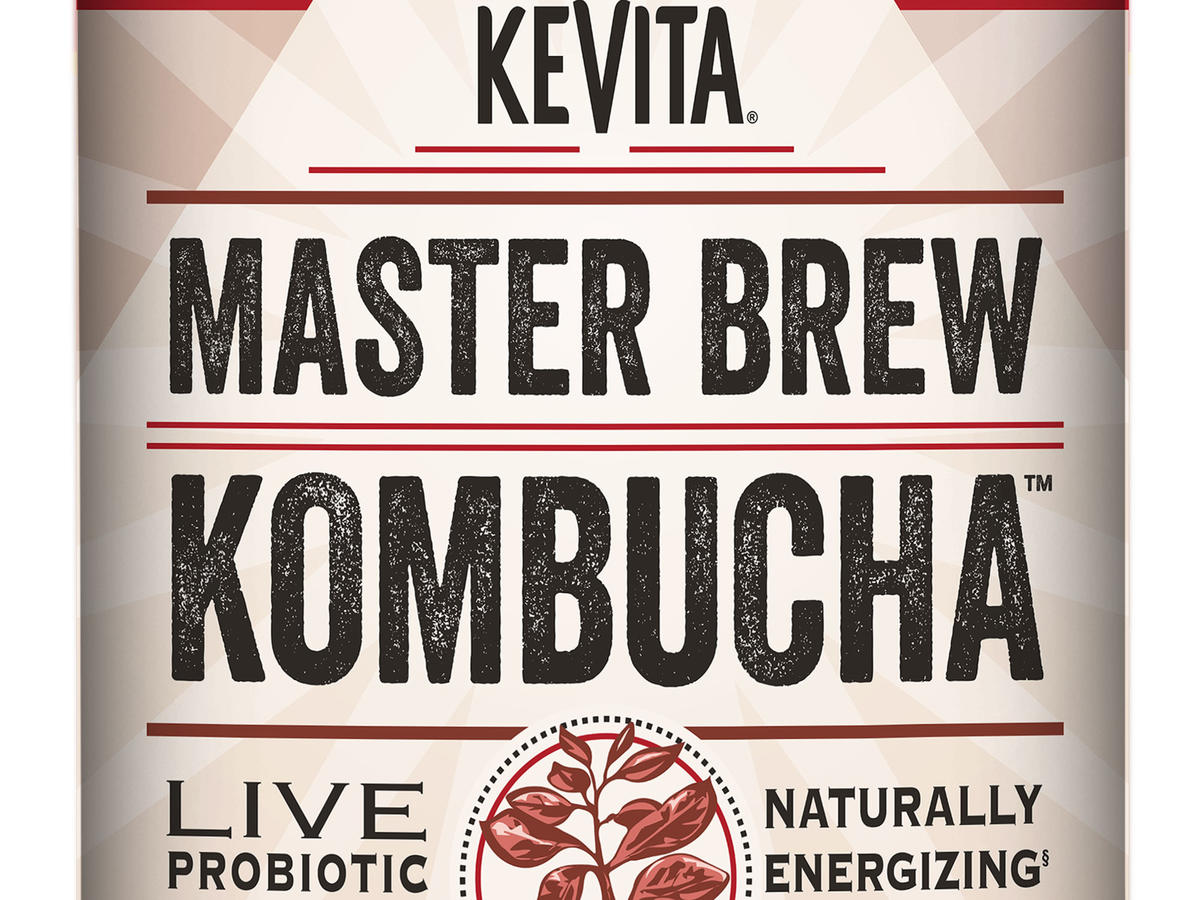 Roots Beer KeVita kombucha