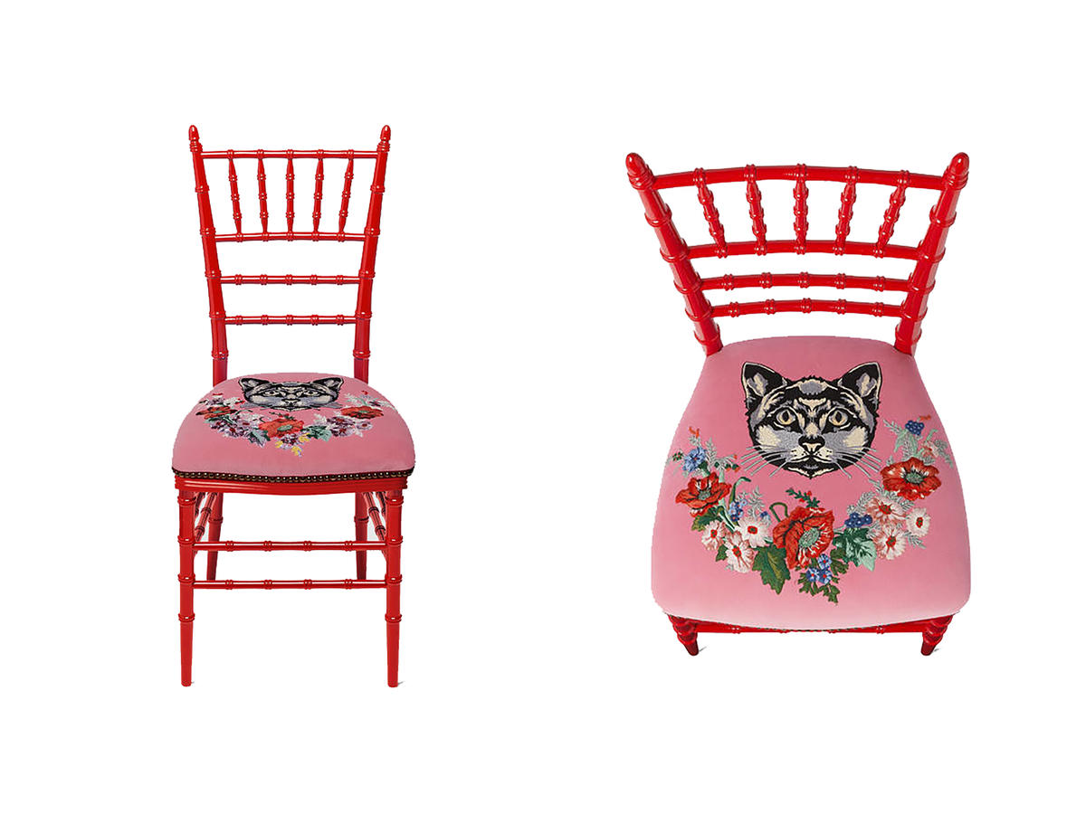 1709w Gucci Dining Chair