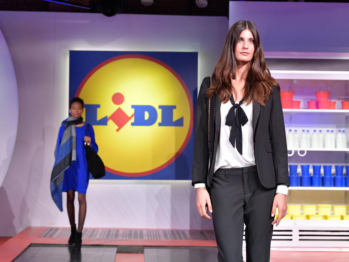 Lidl Clothing Line