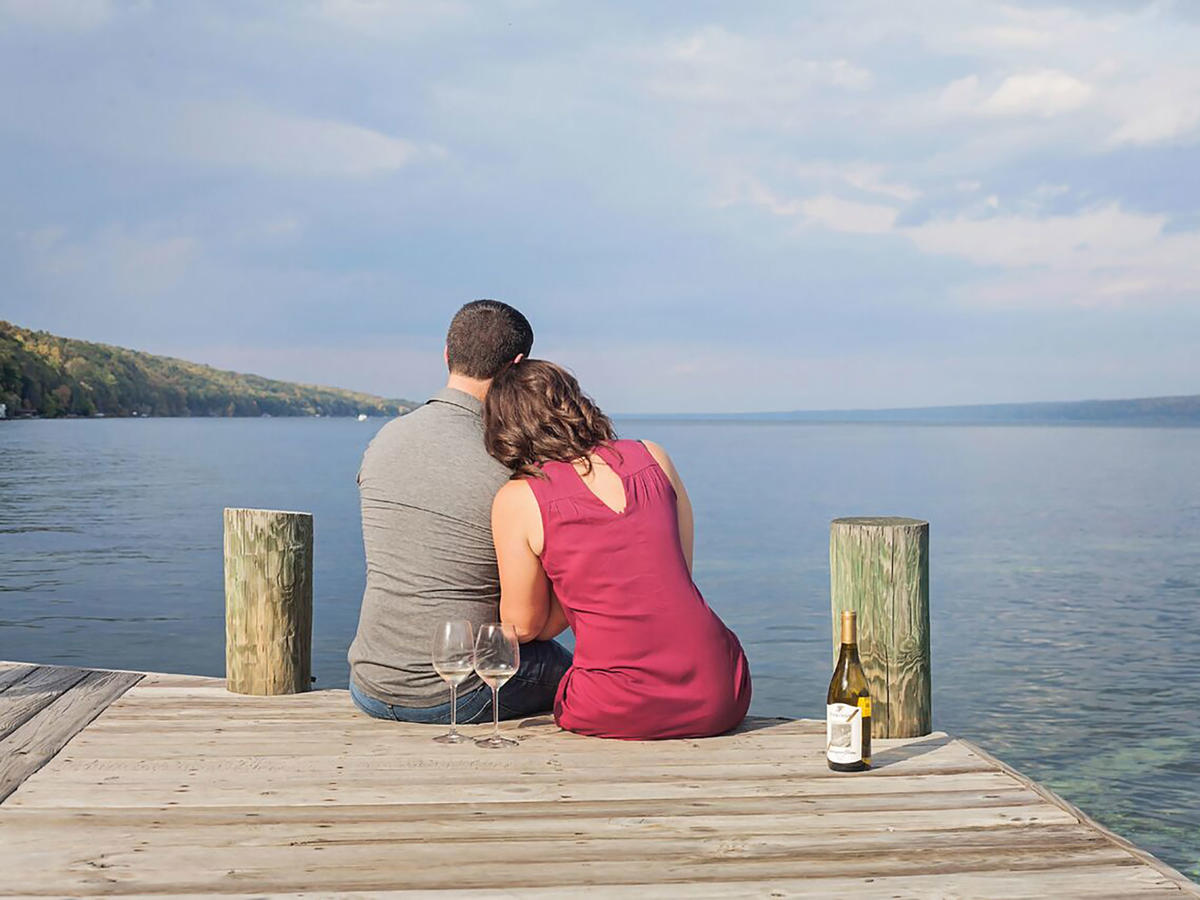 Finger Lakes romantic