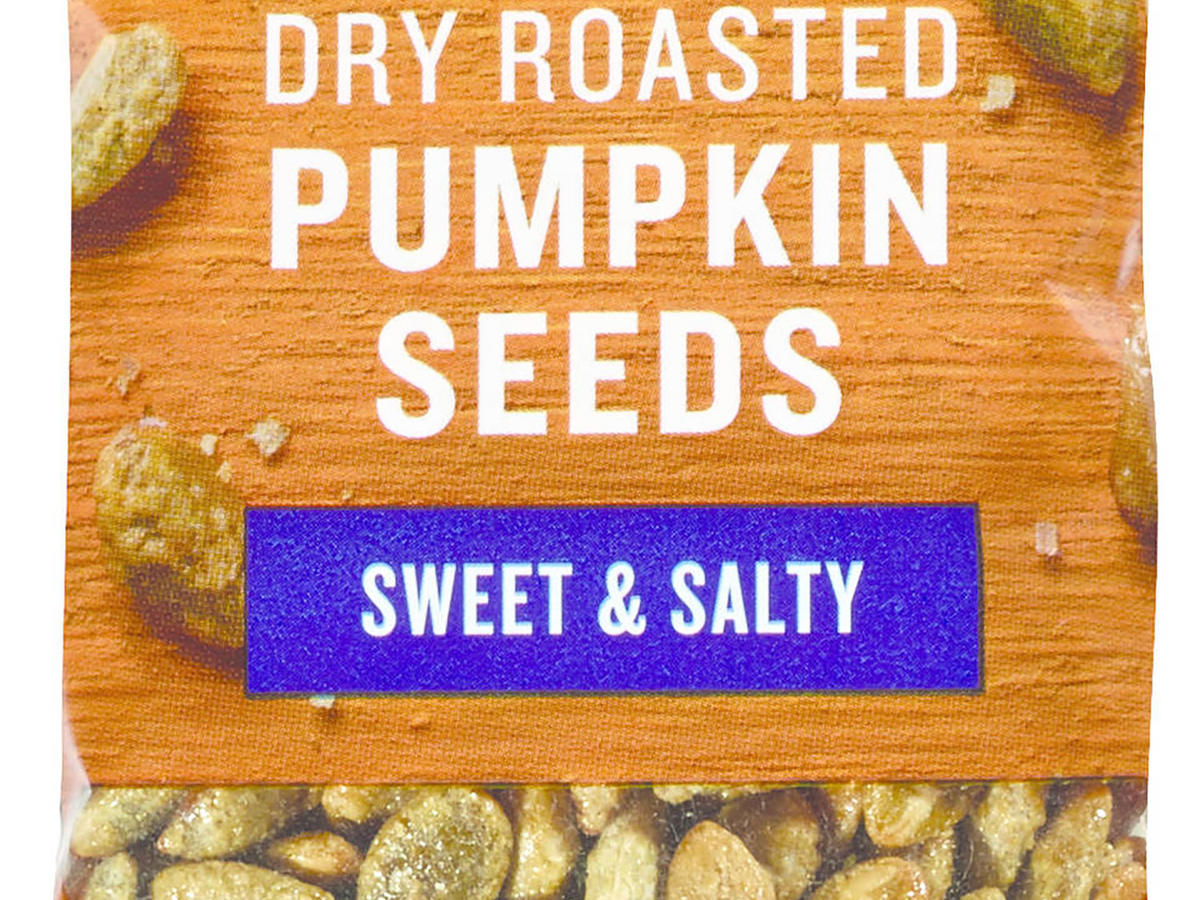 Gold Emblem dry roasted pumpkin seeds