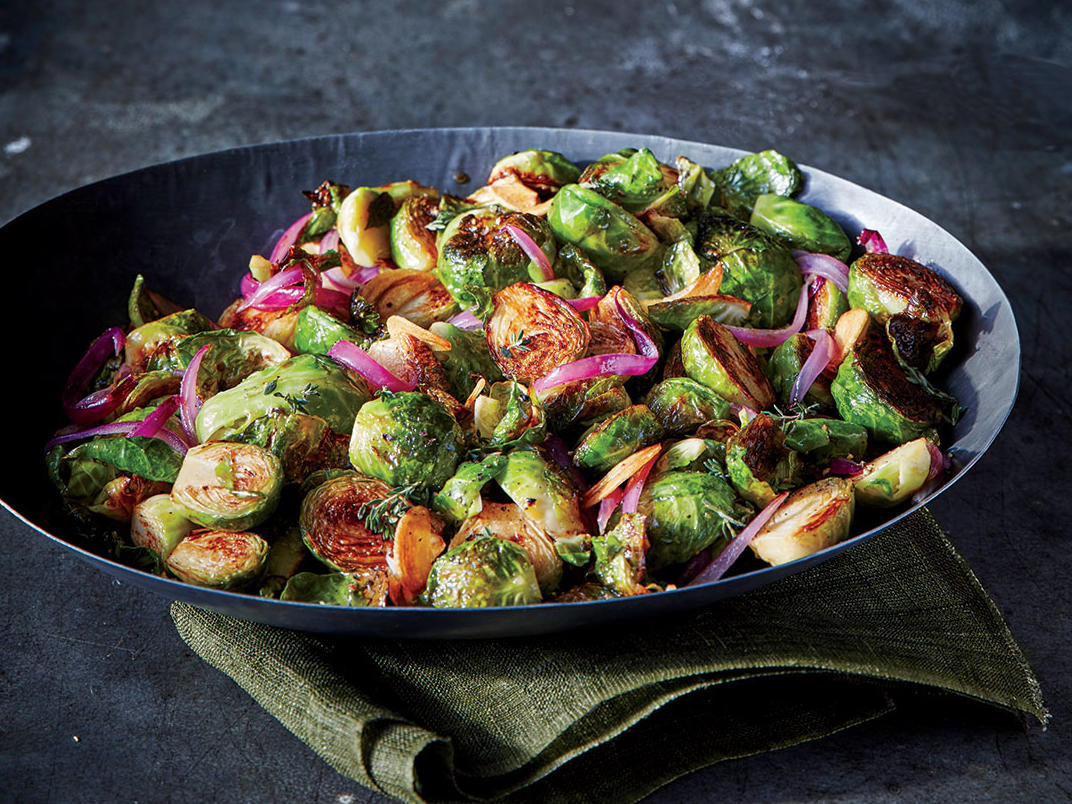 6 Ways to Use Brussels Sprouts and Cauliflower This Thanksgiving
