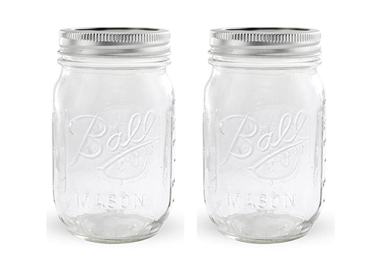 It is a picture of Monster Mason Jars Images