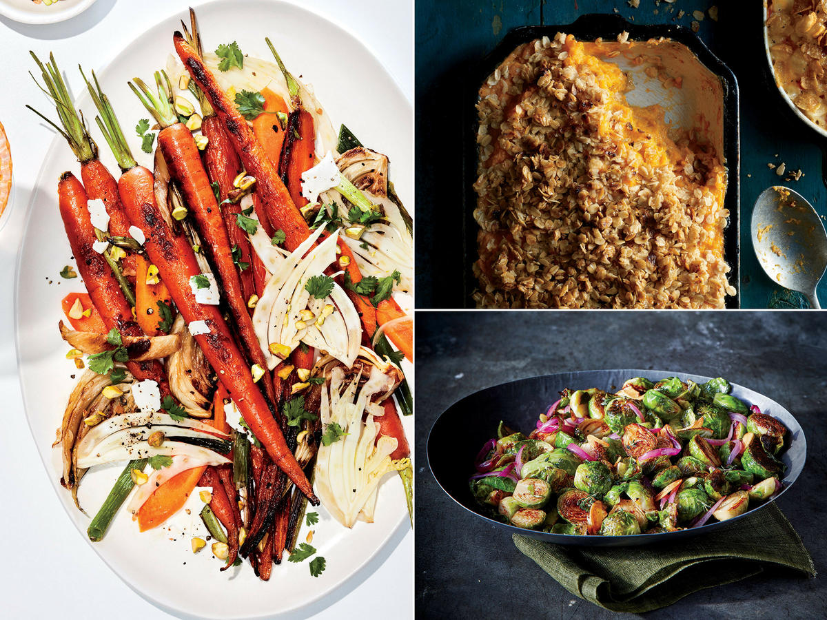 Healthy Thanksgiving Sides Recipes