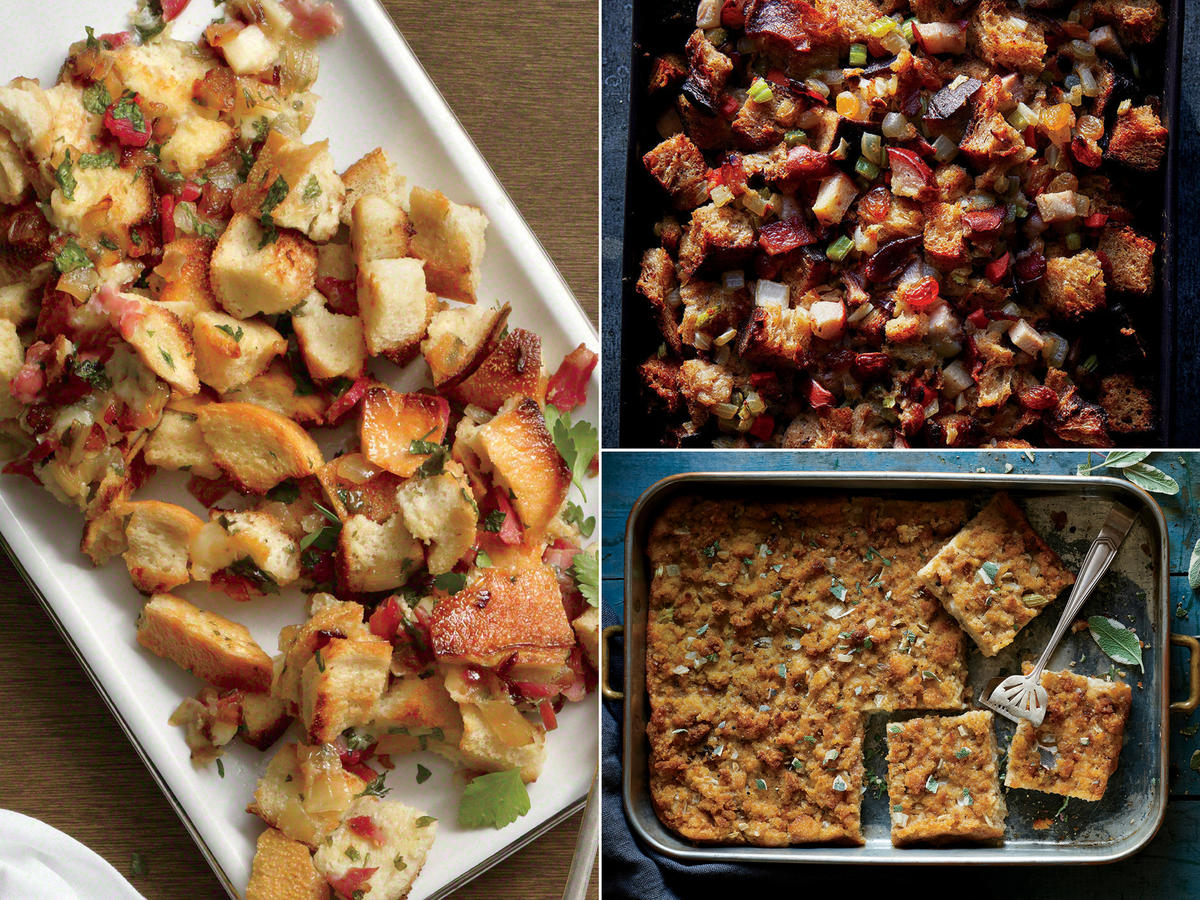 Healthy Stuffing Recipes for Thanksgiving