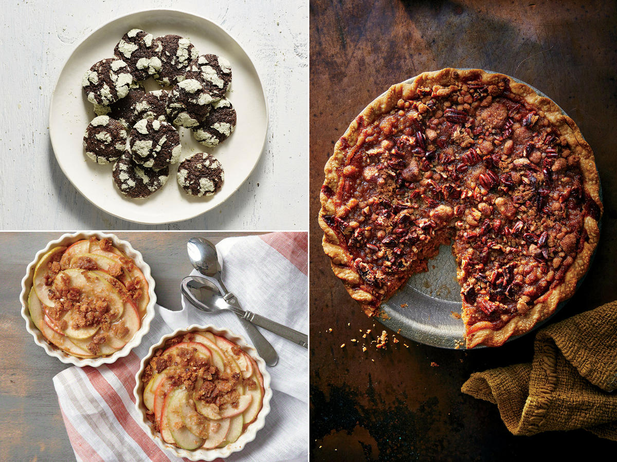 Healthy Thanksgiving Dessert Recipes
